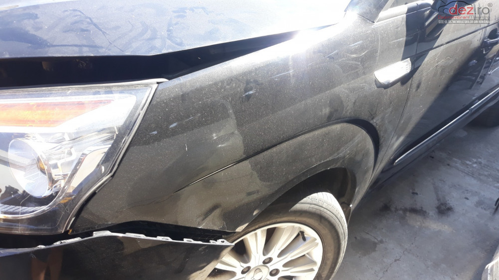 Aripa Stanga Fata Ssangyong Rodius 2014 Piese auto în Ploiesti, Prahova Dezmembrari