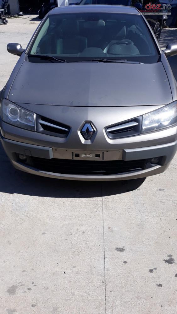 Dezmembrez Renault Megane 2 Cabrio 2009 1 5 Dci