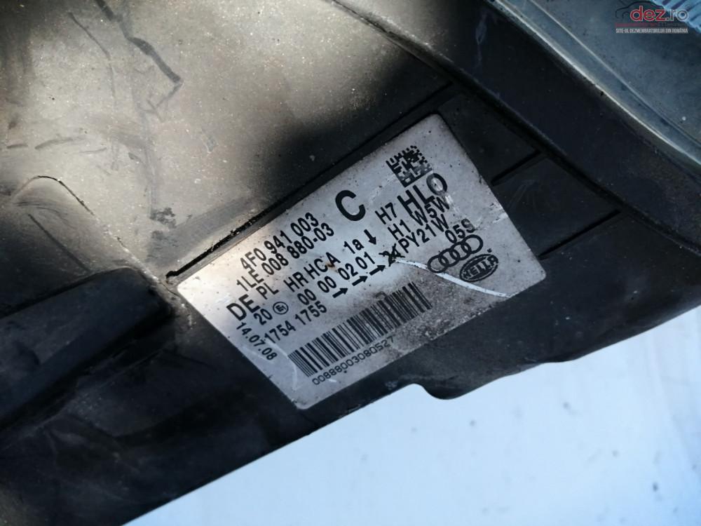 Far Stanga Audi A6 C6 Cod 4f0941003 Piese auto în Ploiesti, Prahova Dezmembrari