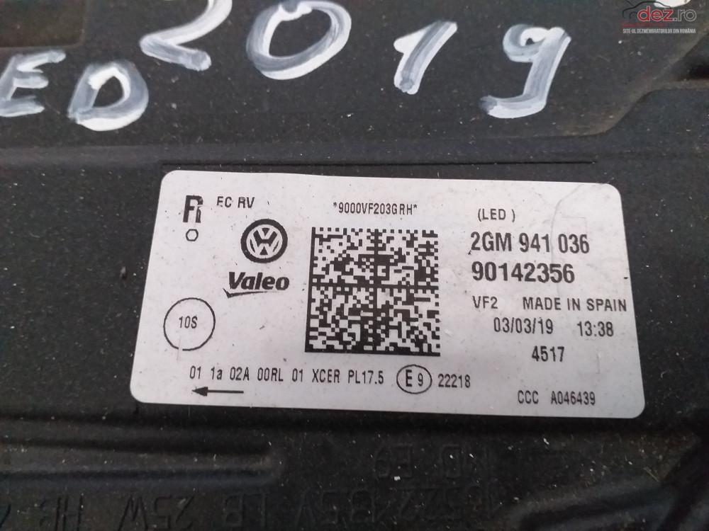 Far Dreapta Volkswagen T Cross 2019 Piese auto în Ploiesti, Prahova Dezmembrari