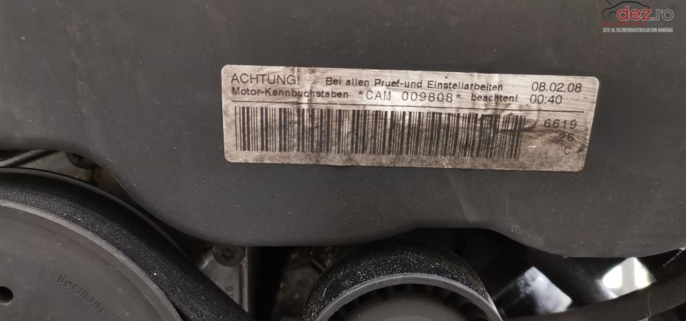 Motor Vag 2 7 Tdi Cod Cam Piese auto în Ploiesti, Prahova Dezmembrari