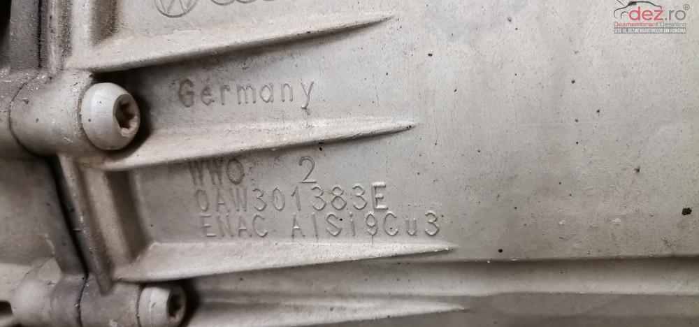 Cutie De Viteze Automata Audi A5 Motor 2 7 Tdi Cod 0aw301383e Piese auto în Ploiesti, Prahova Dezmembrari