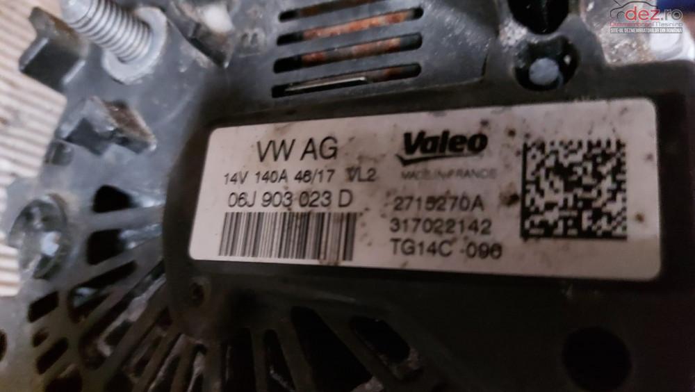 Alternator Vag 2 0 Tfsi Cjx Cod 06j903023d Piese auto în Ploiesti, Prahova Dezmembrari
