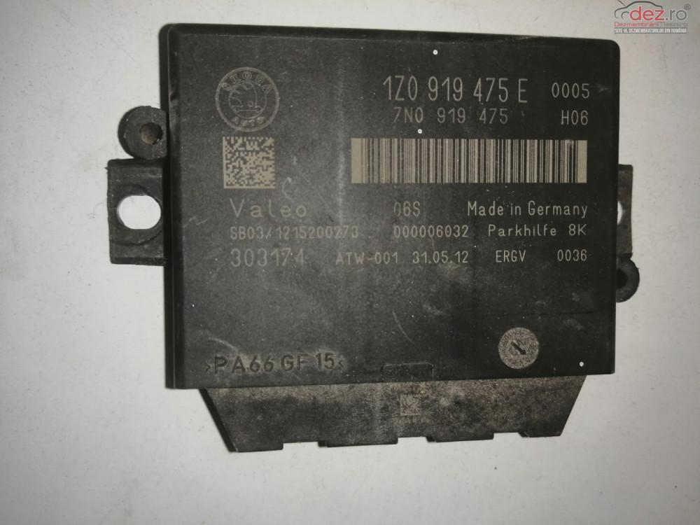 Modul Senzori Parcare Vag Cod 1z0919475e Piese auto în Ploiesti, Prahova Dezmembrari
