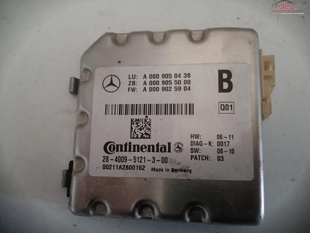 Camera Video Centrala Mercedes Cod A0009050438 A0009055000 A000902590 Piese auto în Ploiesti, Prahova Dezmembrari