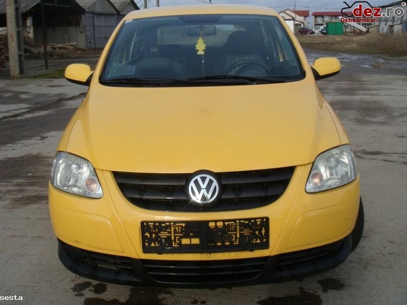 Dezmembrez Vw Fox 1 2 B Dezmembrări auto în Timisoara, Timis Dezmembrari