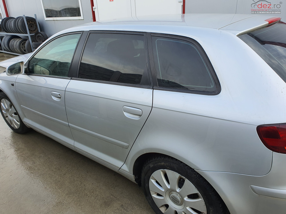 Usi Audi A3 Hatchbag (2007)