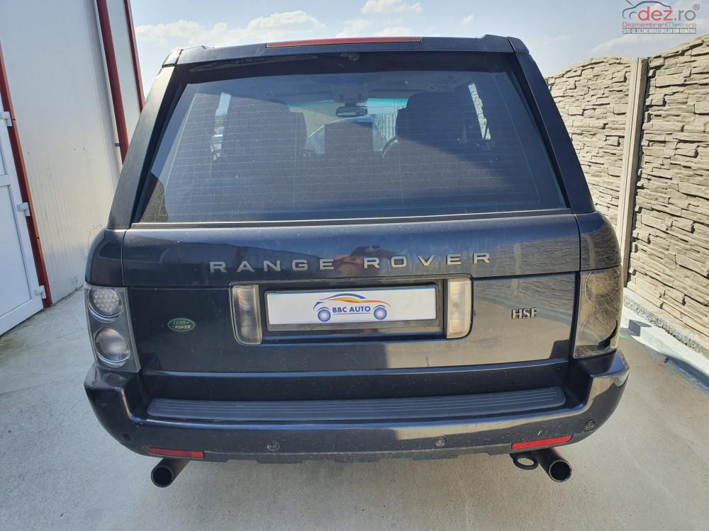 Bara Spate Range Rover L322 Cu Senzori în Timisoara, Timis Dezmembrari