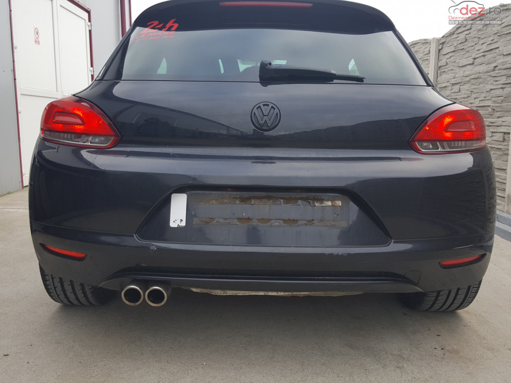 Bara Spate Volkswagen Scirocco Piese auto în Timisoara, Timis Dezmembrari