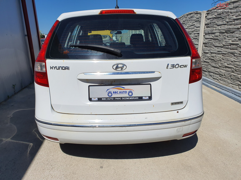 Haion Hyundai I30 Combi Piese auto în Timisoara, Timis Dezmembrari