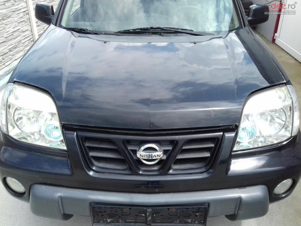 Capota Nissan X Trail Piese auto în Timisoara, Timis Dezmembrari