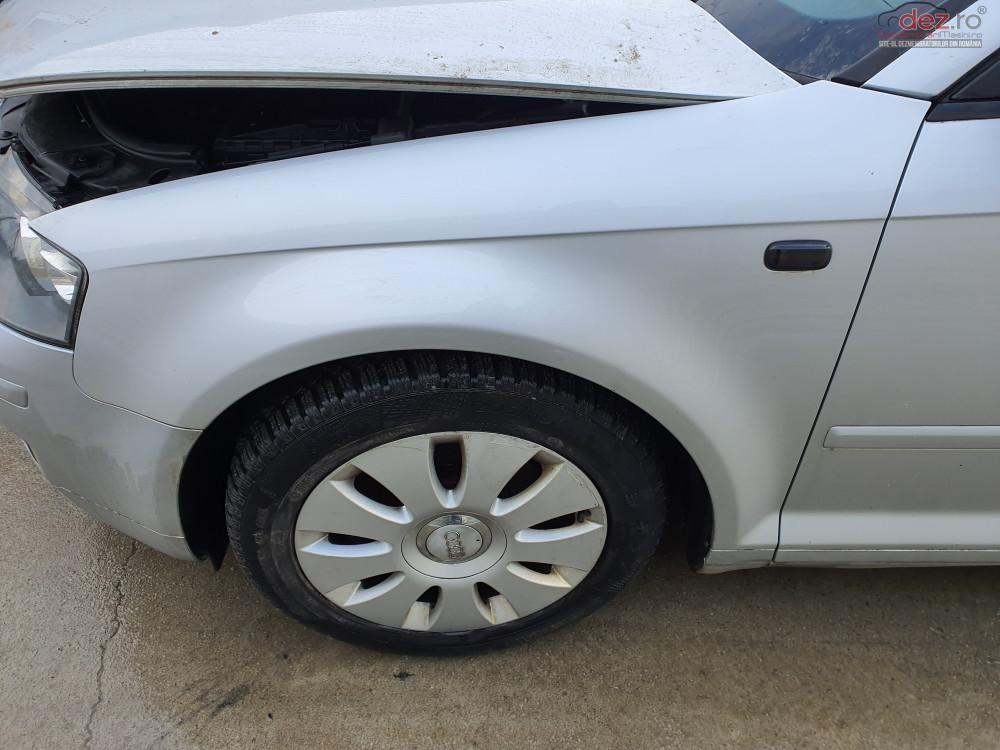 Aripa Audi A3 8p Stanga Piese auto în Timisoara, Timis Dezmembrari