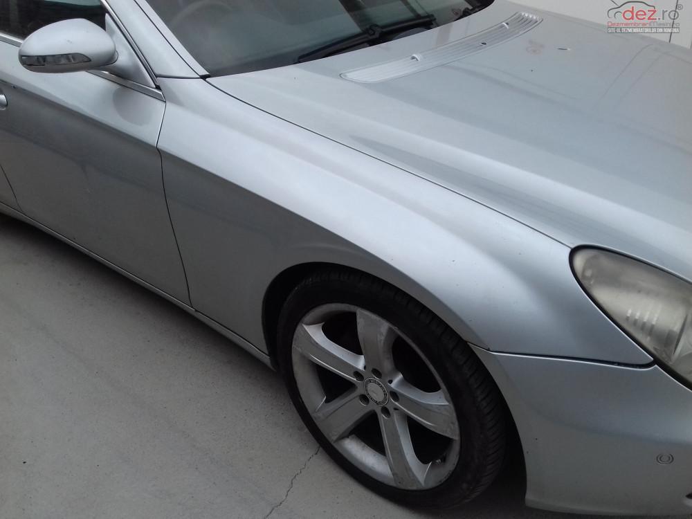 Aripa Mercedes Cls Dreapta 2007 Piese auto în Timisoara, Timis Dezmembrari