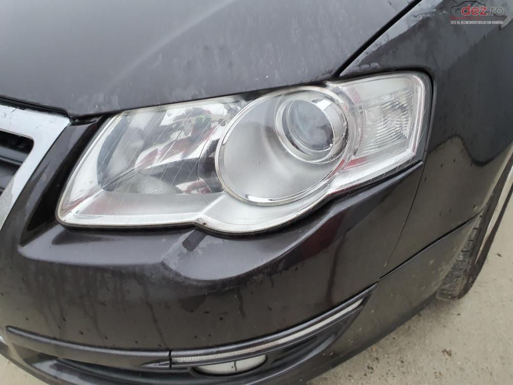 Far Volkswagen Passat B6 Stanga în Timisoara, Timis Dezmembrari