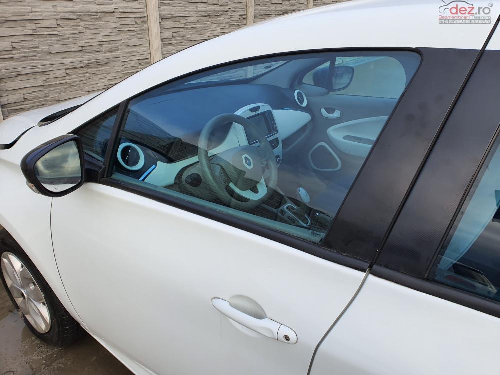 Geam usa Renault ZOE (2013) Piese auto în Timisoara, Timis Dezmembrari