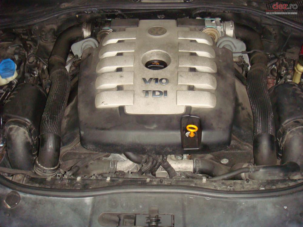 Injector 5 0 D Ble Volkswagen Touareg 7l Piese auto în Timisoara, Timis Dezmembrari