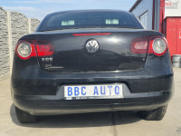 Dezmembrez Volkswagen Eos cabrio din 2009 Dezmembrări auto în Timisoara, Timis Dezmembrari