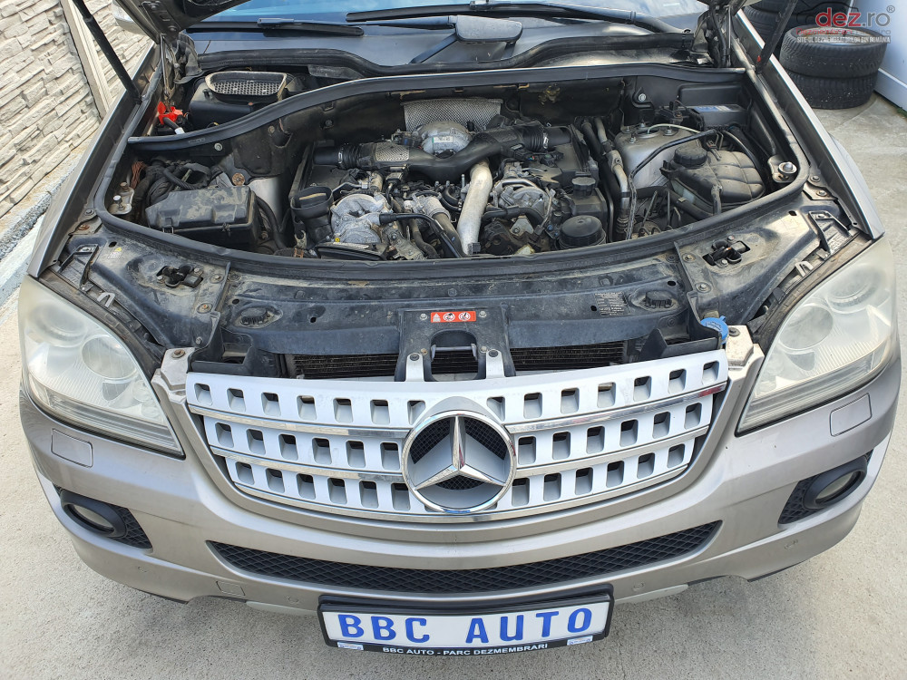 Sistem stergere parbriz Mercedes ML 320 SUV (2006) Piese auto în Timisoara, Timis Dezmembrari