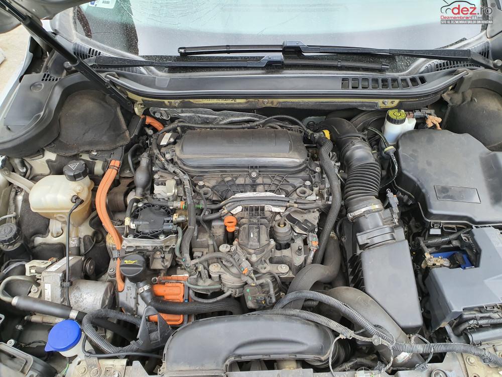 Motor Fara Subansamble Peugeot 508 Berlina (2012)