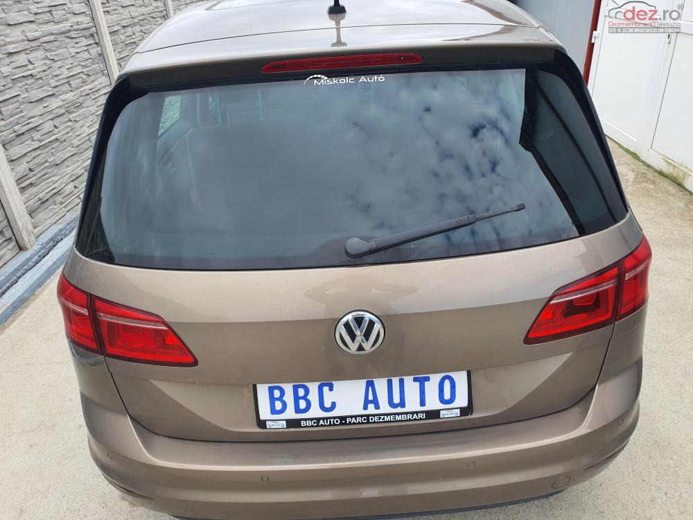 Hayon Volkswagen Golf Sportsvan hatchback (2017)