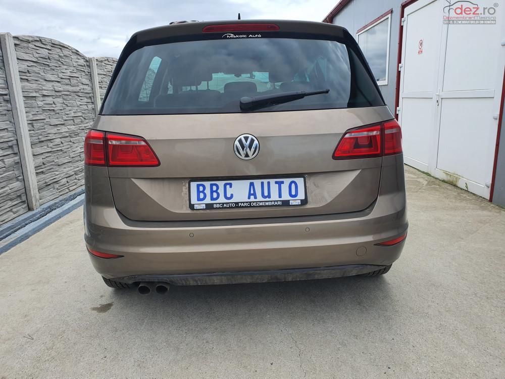 Hayon Volkswagen Golf Sportsvan hatchback (2017) Piese auto în Timisoara, Timis Dezmembrari