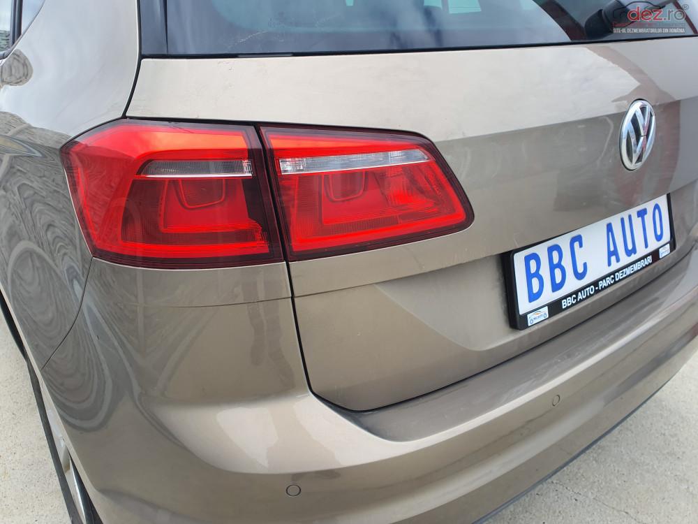 Stop / Lampa spate Volkswagen Golf Sportsvan hatchback (2017)