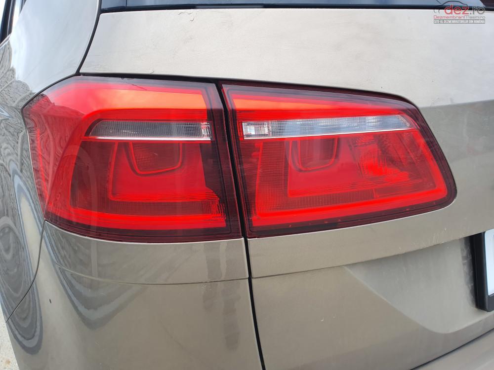 Stop / Lampa spate Volkswagen Golf Sportsvan hatchback (2017) Piese auto în Timisoara, Timis Dezmembrari