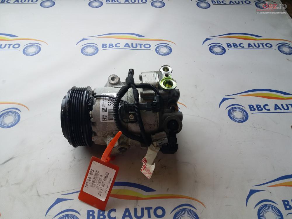 Compresor Clima Opel Zafira C 1 6 Tb D16shj Cod 401575950