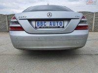 Bara spate Mercedes S 320 berlina (2007) Piese auto în Timisoara, Timis Dezmembrari