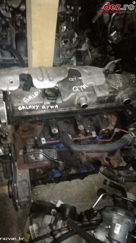 Motor fara subansamble Ford Galaxy 2008