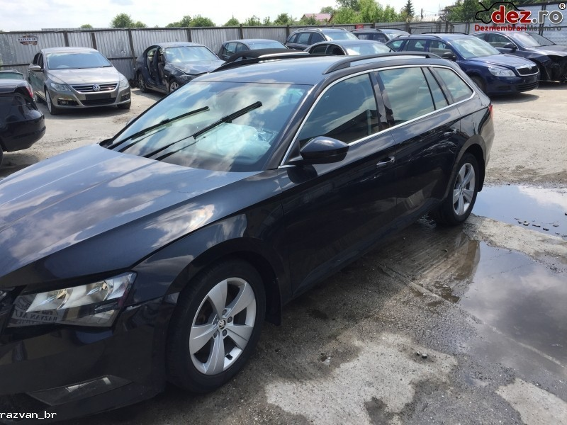 Dezmembrez Skoda Superb 2017 Break