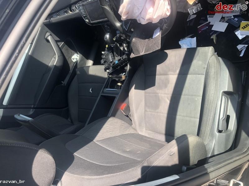 Interior Tapiterie Skoda Superb 2017        Dezmembrări auto în Cornu Luncii, Suceava Dezmembrari