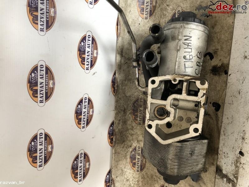 Termostat racitor ulei Volkswagen Tiguan CBB 2009 cod 038117021c Piese auto în Cornu Luncii, Suceava Dezmembrari
