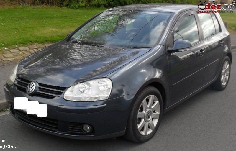 Dezmembrez Volkswagen Golf 5 2004 - 2008  Dezmembrări auto în Craiova, Dolj Dezmembrari