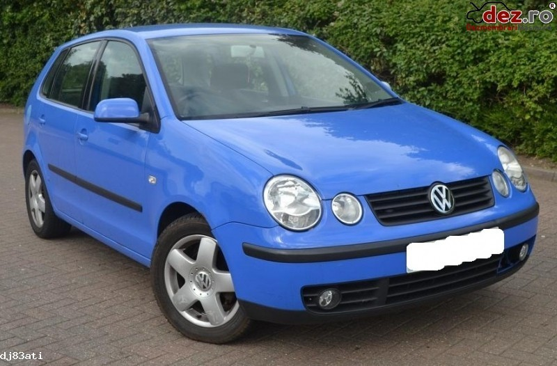 Dezmembrez Volkswagen Polo 2002 - 2005  Dezmembrări auto în Craiova, Dolj Dezmembrari