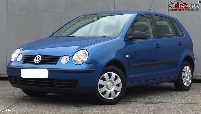 Dezmembrez Volkswagen Polo 2004  Dezmembrări auto în Craiova, Dolj Dezmembrari