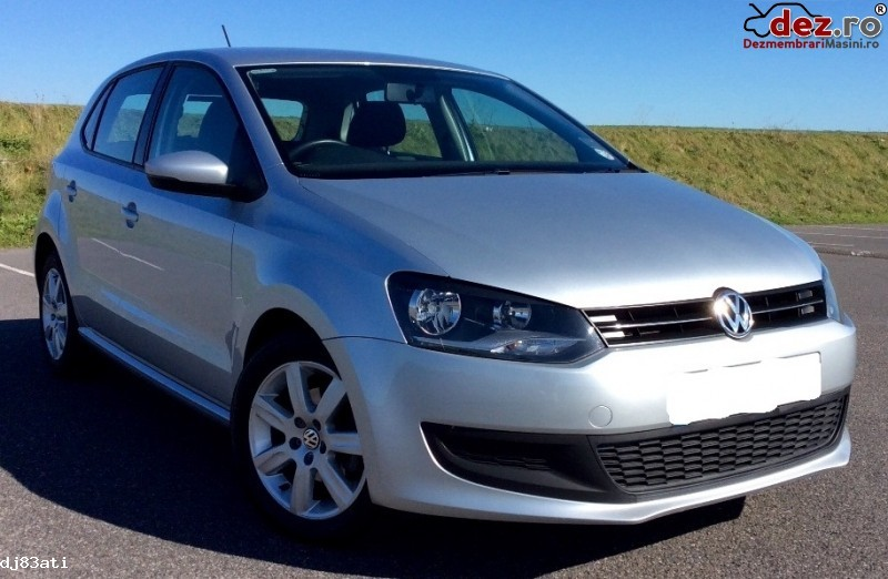 Dezmembrez Volkswagen Polo 2009 - 2016  Dezmembrări auto în Craiova, Dolj Dezmembrari
