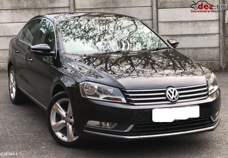 Dezmembrez Volkswagen Passat 2012 Dezmembrări auto în Craiova, Dolj Dezmembrari
