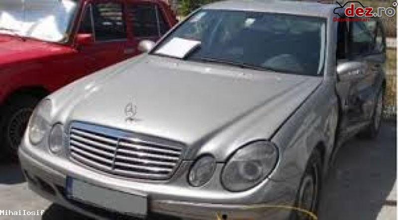 Dezmembrez mercedes e class 500 w211 4matic din 2005 Dezmembrări auto în Bucuresti, Bucuresti Dezmembrari