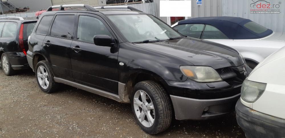 Dezmembrez Mitsubishi Outlander 2 0 Benzina An 2005 Dezmembrări auto în Tirgu Mures, Mures Dezmembrari