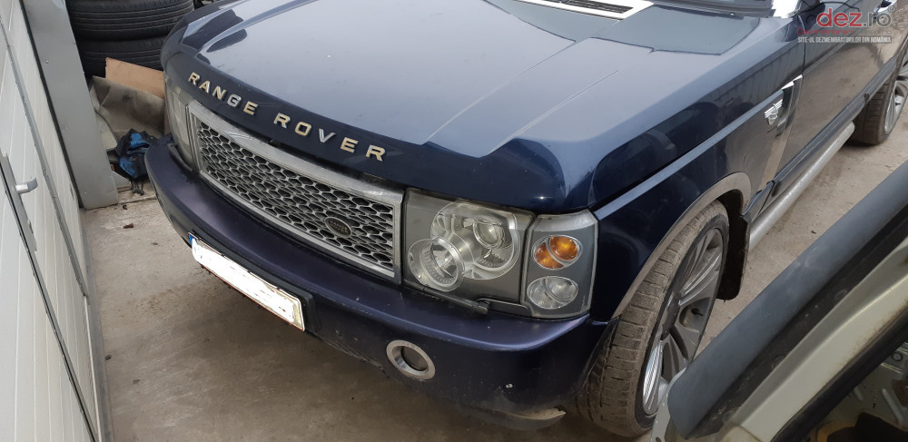 Dezmembrez Land Rover Range Rover Vogue 3 0 Diesel An 2003 Dezmembrări auto în Tirgu Mures, Mures Dezmembrari