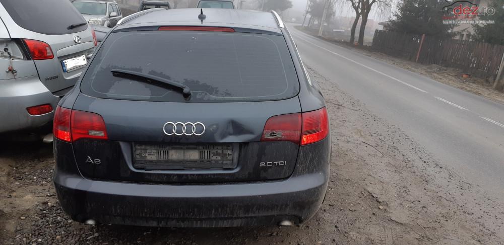 Dezmembrez Audi A6 C6 2 0 Diesel An 2007 Dezmembrări auto în Tirgu Mures, Mures Dezmembrari