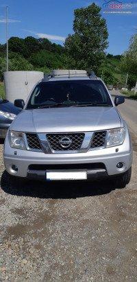 Dezmembrez Nissan Navara 2 5 Diesel An 2005 Dezmembrări auto în Tirgu Mures, Mures Dezmembrari