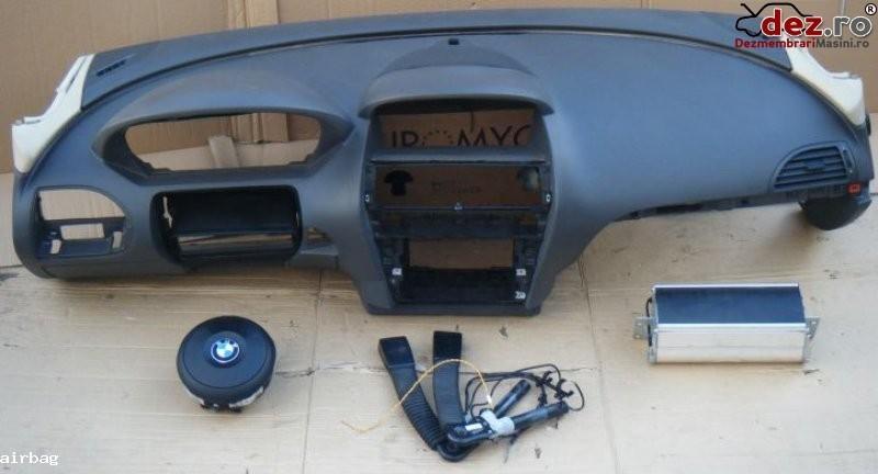 Avem pentru bmw seria 6 an de fabricatie 2008 kit de airbag cu si fara centuri... Dezmembrări auto în Oradea, Bihor Dezmembrari
