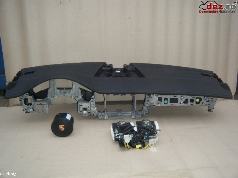 Avem pentru porsche panamera an de fabricatie 2010 kit de airbag cu si... Dezmembrări auto în Oradea, Bihor Dezmembrari
