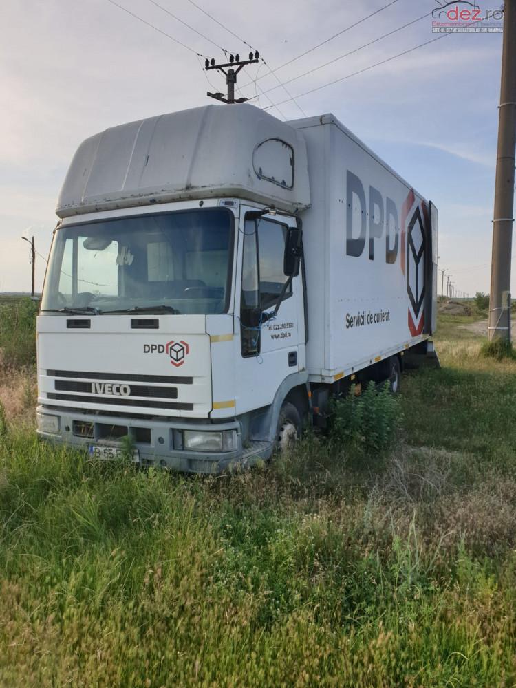 Dezmembrari Iveco Eurocargo Anul 98  Dezmembrări camioane în Constantin Rosetti, Buzau Dezmembrari