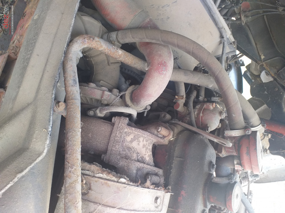 Motor Iveco Tractor 1010  Dezmembrări camioane în Constantin Rosetti, Buzau Dezmembrari