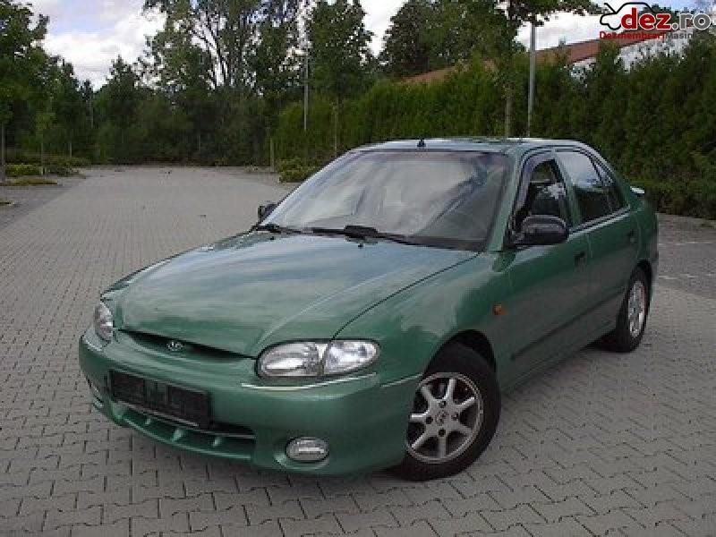 Dezmembrez hyundai accent  an fabricatie 98 motor 1341 cmc benzina  Dezmembrări auto în Craiova, Dolj Dezmembrari