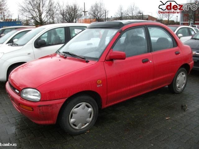 Dezmembrez Mazda 121 Din Anul 1993  Dezmembrări auto în Craiova, Dolj Dezmembrari