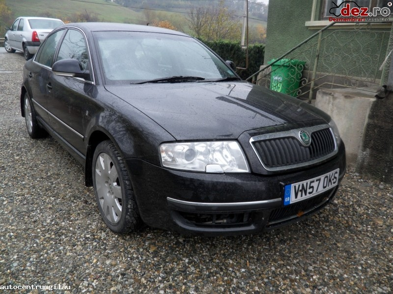 Dezmembrari Skoda Superb 1 Dezmembrări auto în Gilau, Cluj Dezmembrari